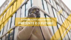 """""""A Comunicação é o Elo entre o Presente e o Futuro."""" Presidente Jair Bolsonaro"""