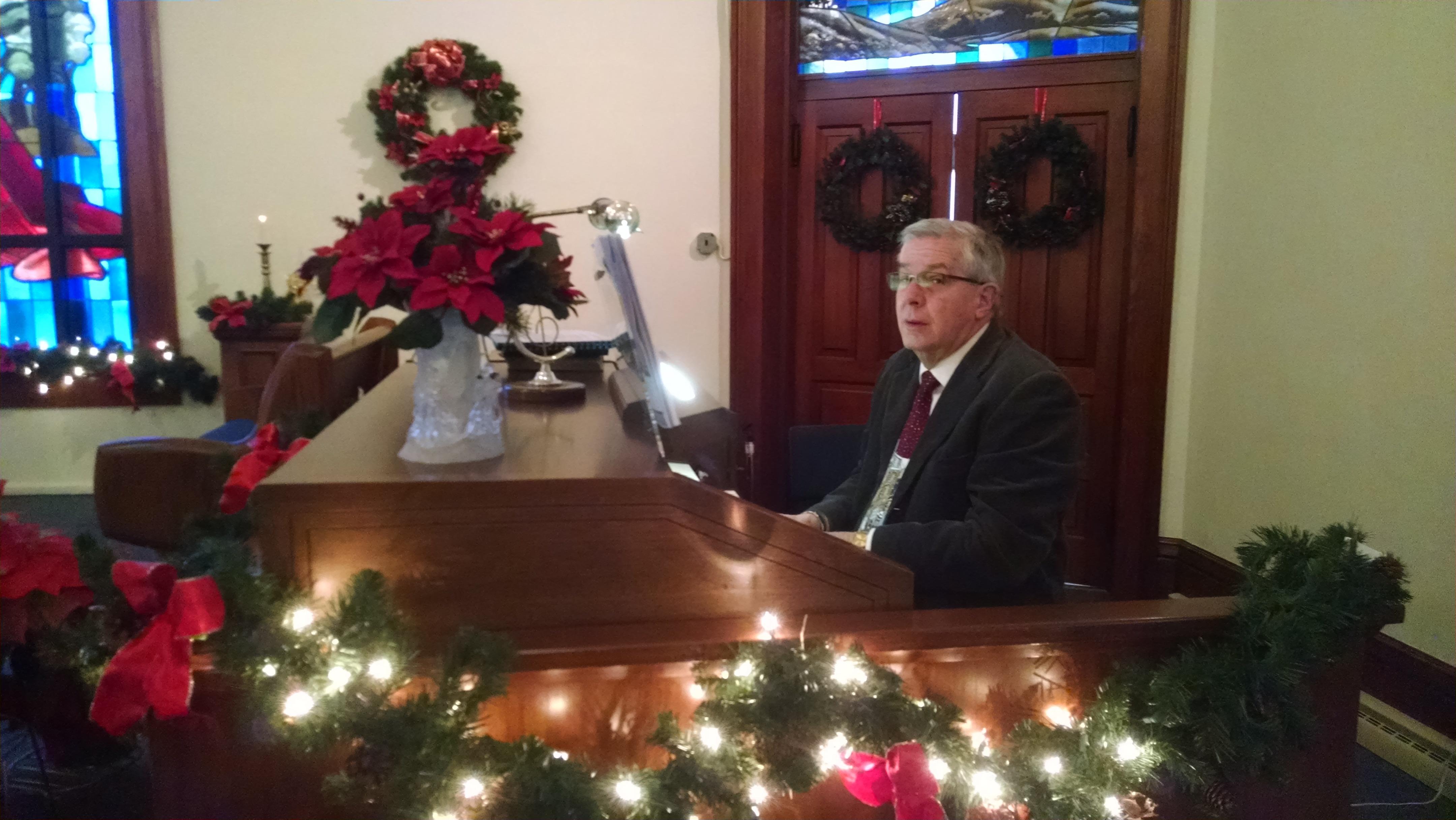Organist John