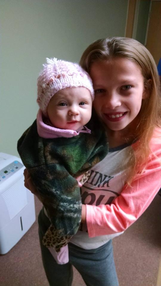 Anna and Abby
