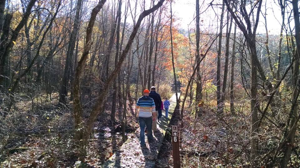 Camp Pyoca hike