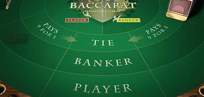 baccarat game description