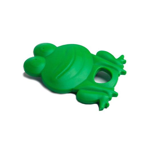 Green Frog Teether