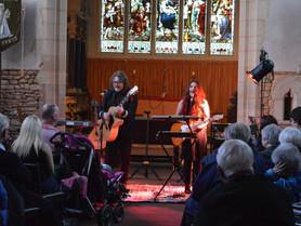 Award-winning duo, Blackheart visits St Denys'