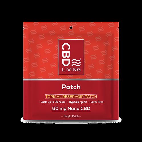 CBD Patch 60 mg