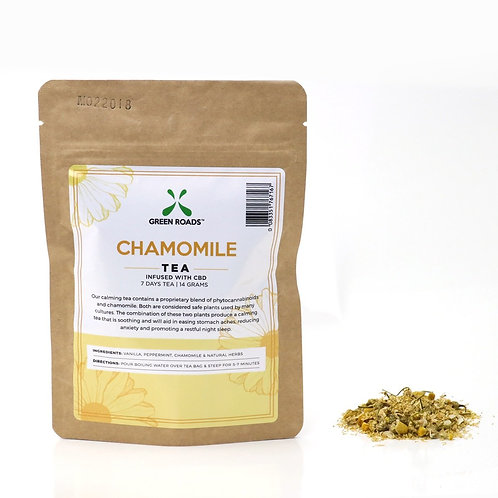 Chamomile Tea 7 Days