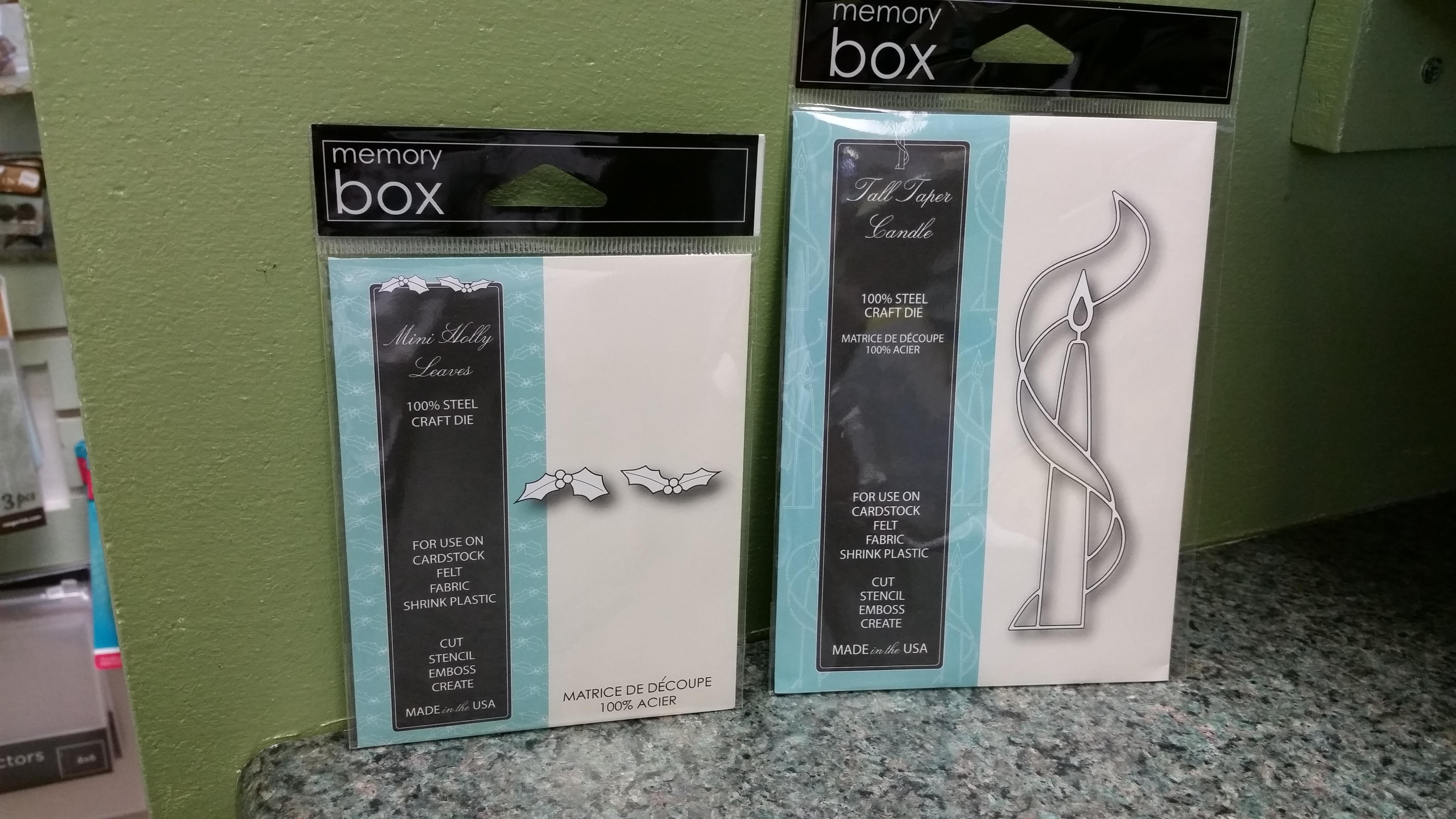 Memory Box Xmas