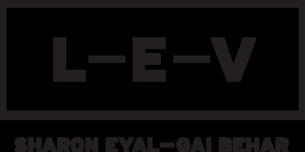 SHARE Workshop   L-E-V Sharon Eyal Gai Behar live Set W/ Ori Lichtik