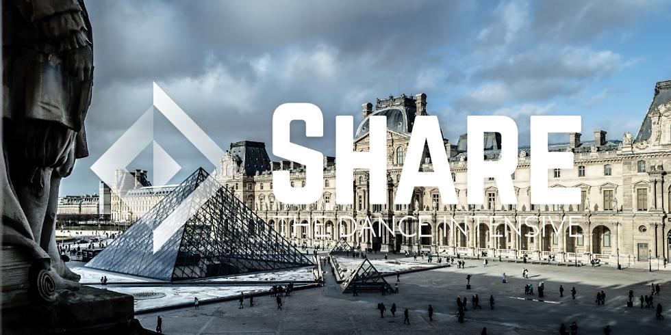 SHARE Intensive   Paris 2021