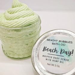 Beachy Bubbles Bath Co Ashley Lamberti