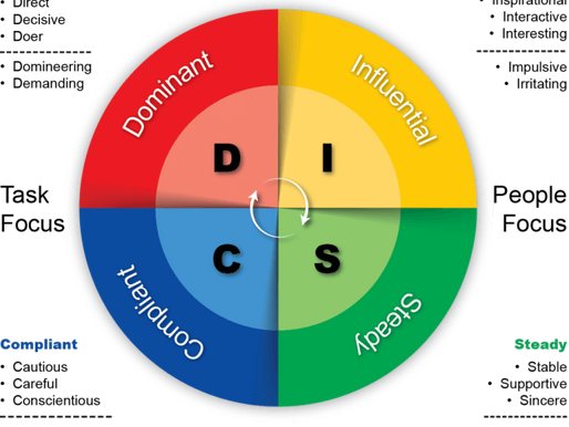 What is a Disc Assessment Test?