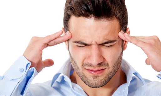 This might just be the reason behind your headache