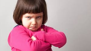 Does your child throw a lot of tantrums?