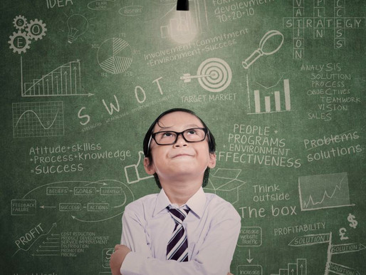 Why you should encourage entrepreneurship in your children