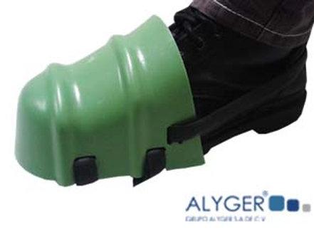 Puntera-Protector de plástico para pie