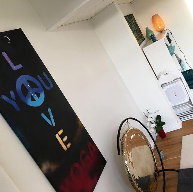YOGA Exhibition _studioting på Orust. Vä