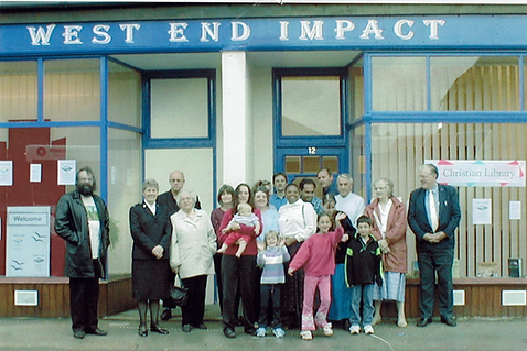 Old West End Impact in 2002