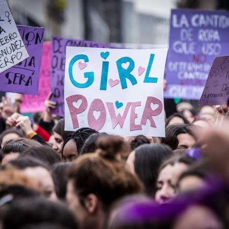 International Women's Day: #choosetochallenge
