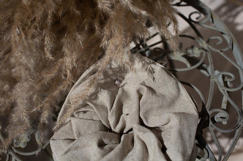 Linen GIANT Scrunchie