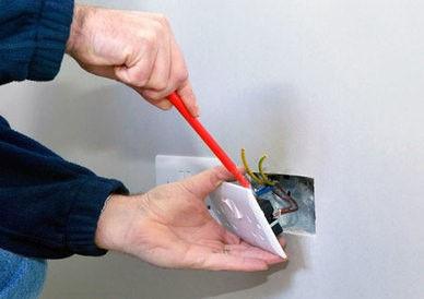 Dépannage d'installation électrique