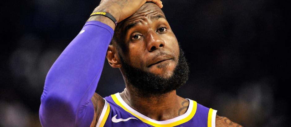 LA Lakers vs Oklahoma City Thunder Odds, Prediction & Picks
