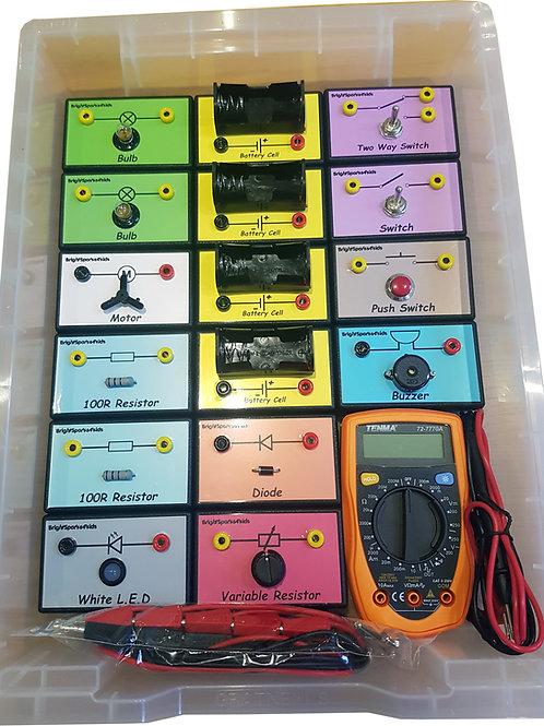Secondary Electricity Kit