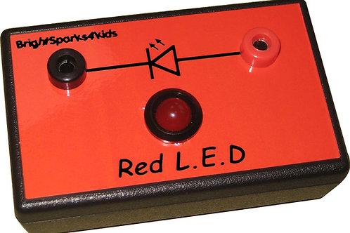 BrightSparks Red L.E.D module