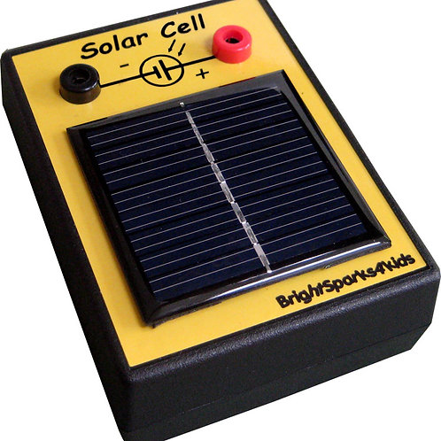 Large Solar Cell 5.5Vol;ts @.90mA