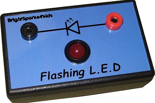 BrightSparks Flashing L.E.D module