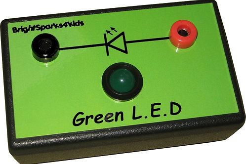 BrightSparks Green L.E.D module