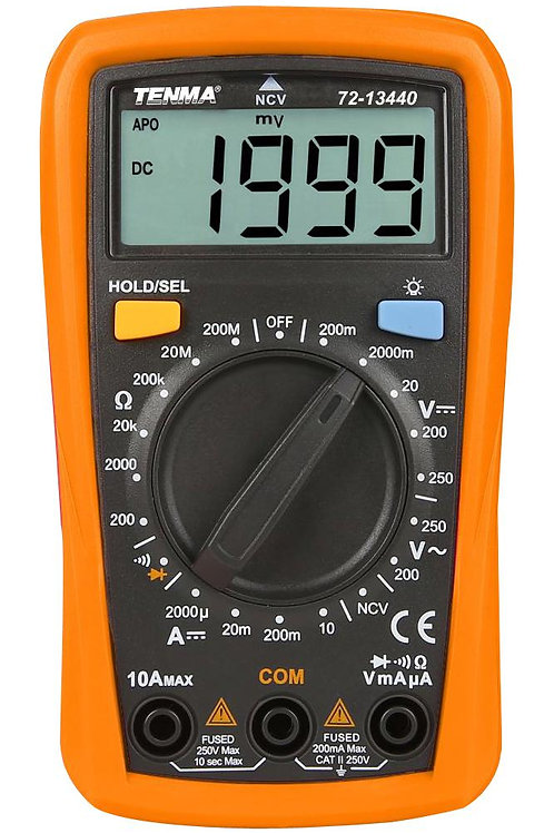 Standard Multimeter