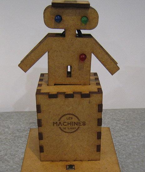"Robot ""Petit Bidon"""