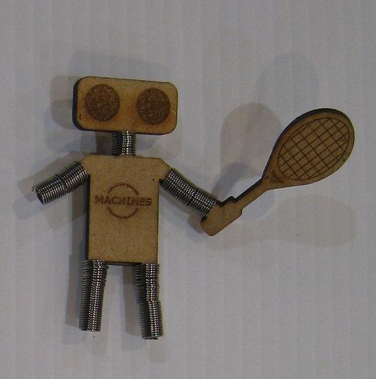 Robot Garçon Tennis