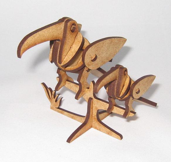 Les Toucans