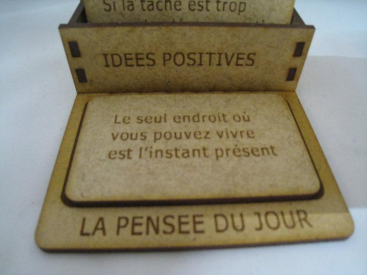 Boite à idées positives