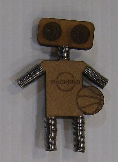 Robot Basket Garçon
