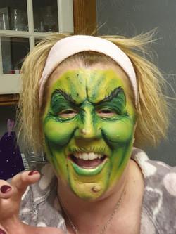 Hallowe'en Witch