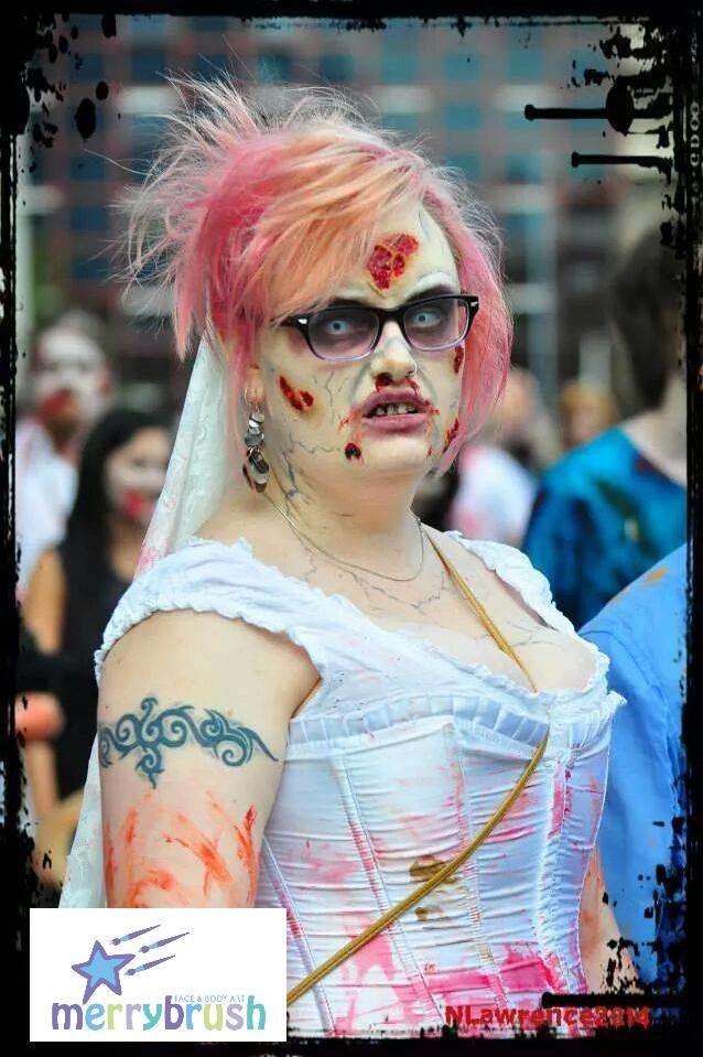 Zombie Bride Sept 2014
