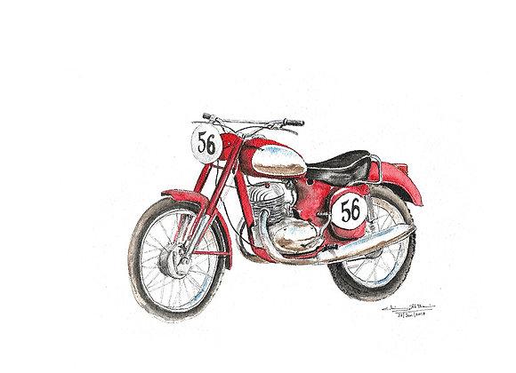 The Time Machine - Jawa 350