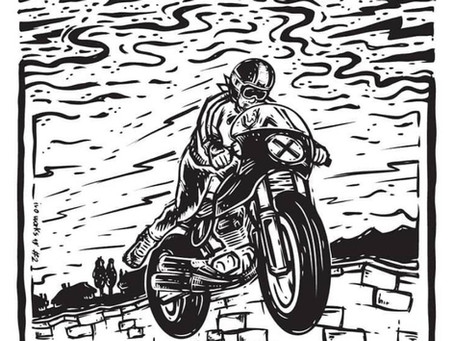 Lane Split with Mallika : Francesco Colombo