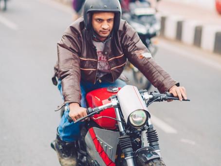 Lane Split with Mallika : Hamza Uddin