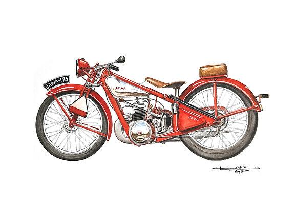Jawa 175 Villiers 1931