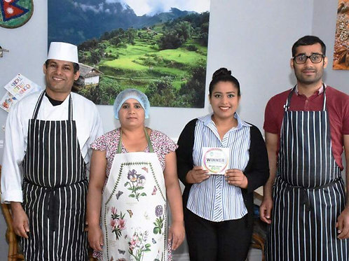 Himalayan Kitchen | Thursday 20th October 2016