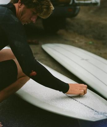 Kris Hall Surfboards