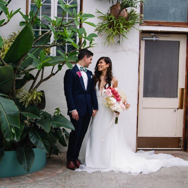 Valentine DTLA Wedding Videography