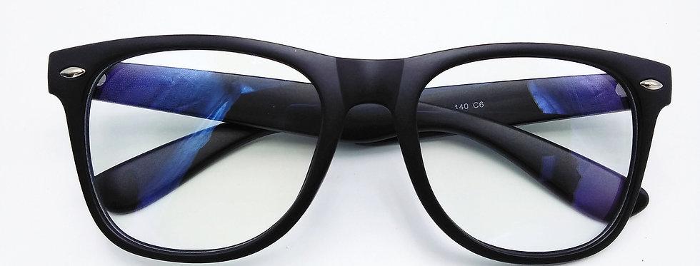 Classic Square Anti-Blue Light Glasses