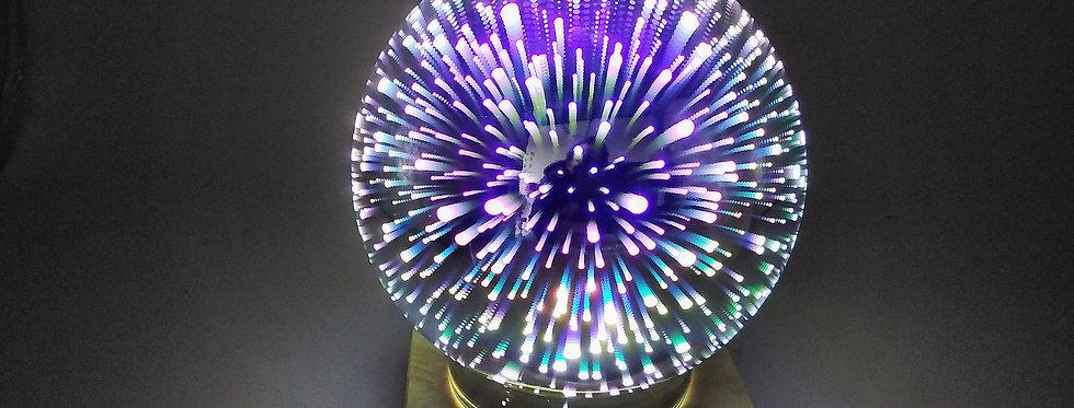 Led 3D festival lights