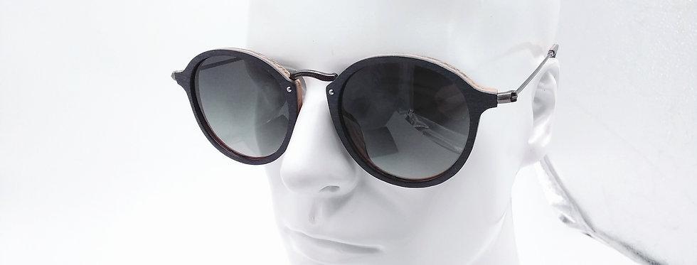 Simply Round Acetate Sunglasses