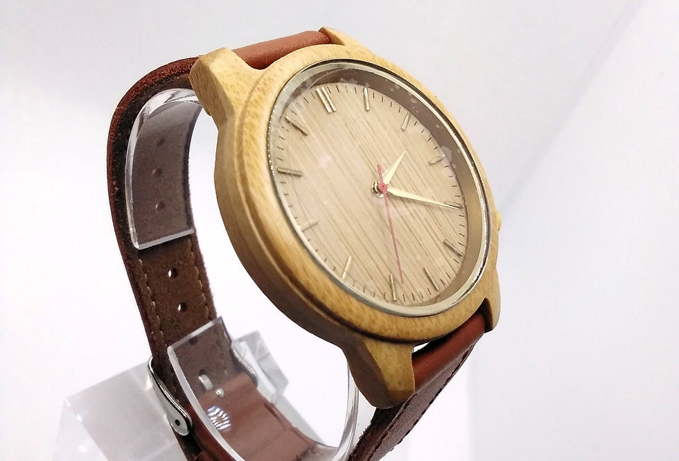 Leather Series Plain Natural