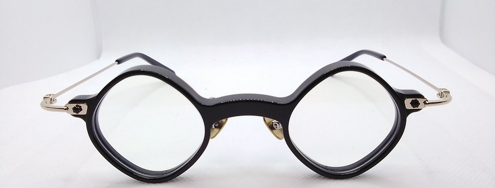 Small Diamond Eyeglasses - Japanese Frame