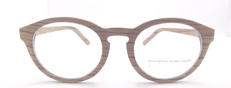 Optical Wooden Glasses